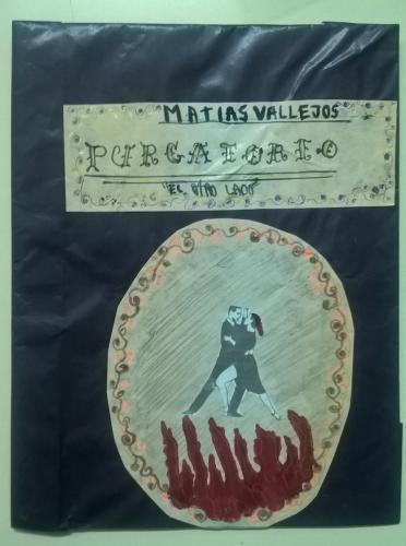 "Tapa alternativa para ""Purgatorio"" - Buenos Aires"